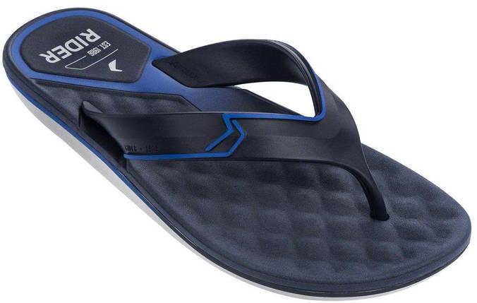 Оригинал Вьетнамки мужские 11315-22379 Rider R Line Plus II man slippe grey/blue 2019, фото 2