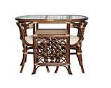 Мебель из ротанга. Комплект 2 стула и стол., фото 2