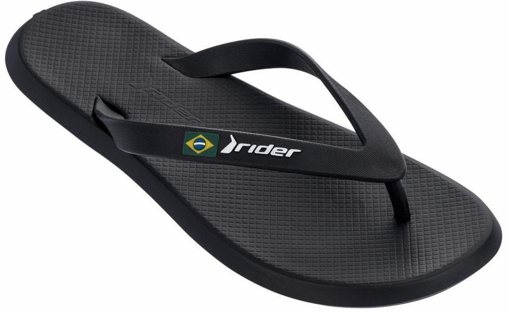 Оригинал Вьетнамки мужские 10594-20780 Rider R1 man slipper black/black 2019