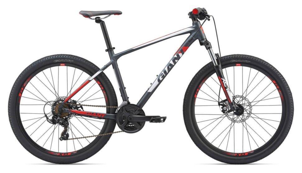 """Горный велосипед Giant ATX 2 27.5"""", серый L (GT)"""