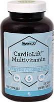 Vitacost Synergy CardioLift КАРДИО витамины и экстракты для здоровья сердца 180 капс