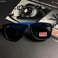 Крутые солнцезащитные очки в стиле Ray Ban Wayfarer