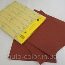 Абразивная водостойкая  бумага SIA  230*280мм, P80