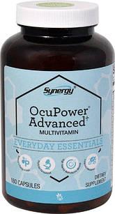 Vitacost Synergy OcuPower Advanced вітаміни для зору 180 шт