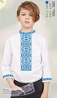 "Заготовка під вишивку ""Сорочка для хлопчика"" 1202 Biser Art"