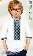 "Заготовка під вишивку ""Сорочка для хлопчика"" 1203 Biser Art"