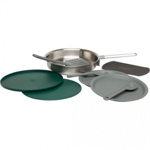 Набор посуды Stanley ADVENTURE FRY PAN 9 елементов (10-02658-002)