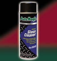 № 60-S - Glass Cleaner Aerosol, очистка стекла, хрома