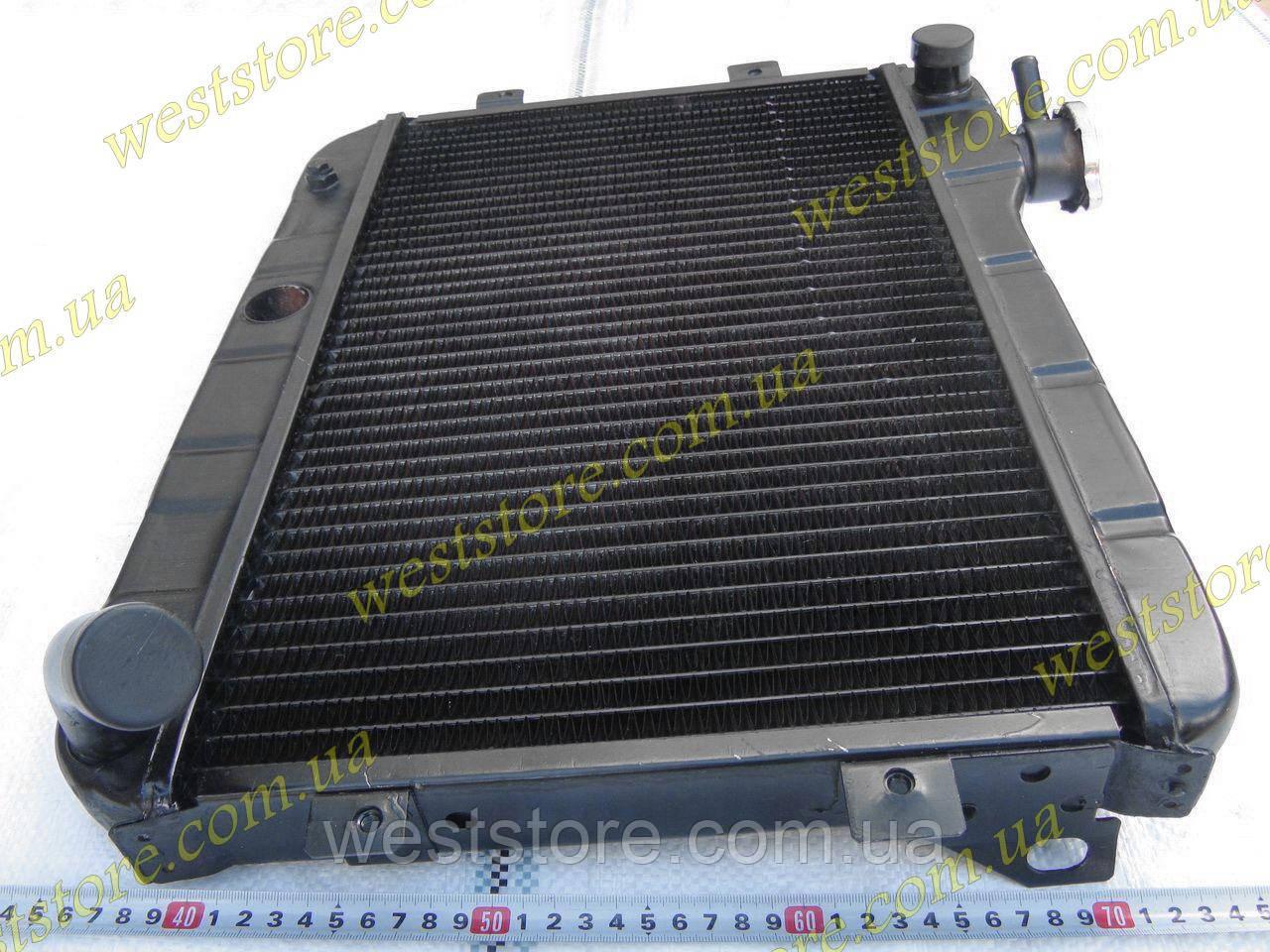 Радиатор охлаждения Ваз 2101 ЛУЗАР (медный) (LRc 0101c)