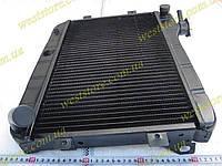 Радиатор охлаждения Ваз 2101 ЛУЗАР (медный) (LRc 0101c), фото 1
