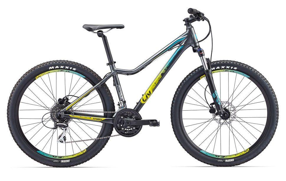 Горный велосипед Giant Liv Tempt 4, черный M (GT)