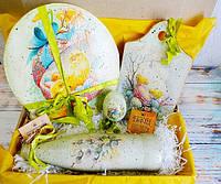 """Оригинальный пасхальный подарок - набор """"Смаколики""""   Ukrainian Gift Box"""