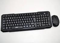 Беспроводная русская клавиатура и мышка K-118
