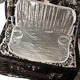 Корзина для пикника на 4 персоны + сумка-холодильник (024PPN), фото 2