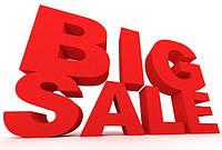 Шановні покупці приємні знижки на великий асортимент товару!