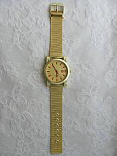 Часы наручные Золото красные