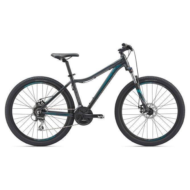 """Горный велосипед Giant Liv Bliss 1 27,5"""", Gun черный M (GT)"""