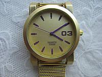 """Часы женские """"Золото"""" фиолетовые"""