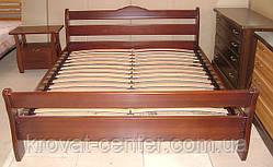 """Спальня из натурального дерева """"Грета Вульф"""" (кровать с тумбочками), фото 2"""