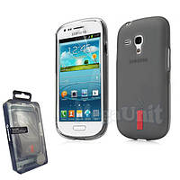 Capdase. Samsung i8190 Galaxy S3 mini. Силиконовый чехол (+пленка)