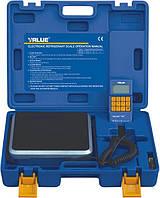 Электронные весы для заправки фреона VES-100A (до 100/кг) (для фреона)
