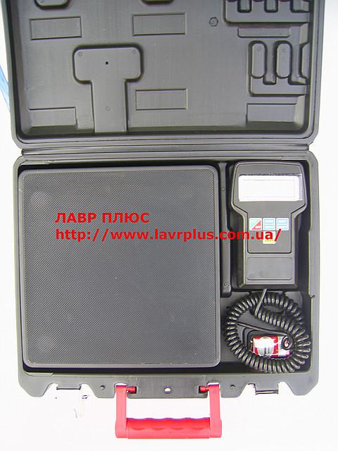 Электронные весы для заправки фреона RCS-7010 (до 70/кг) (для фреона) - ЛАВР ПЛЮС ТОВ в Харькове