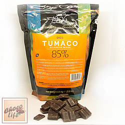 Чорний, гіркий шоколад Tumaco 85% 100г. Casa Luker, Колумбія