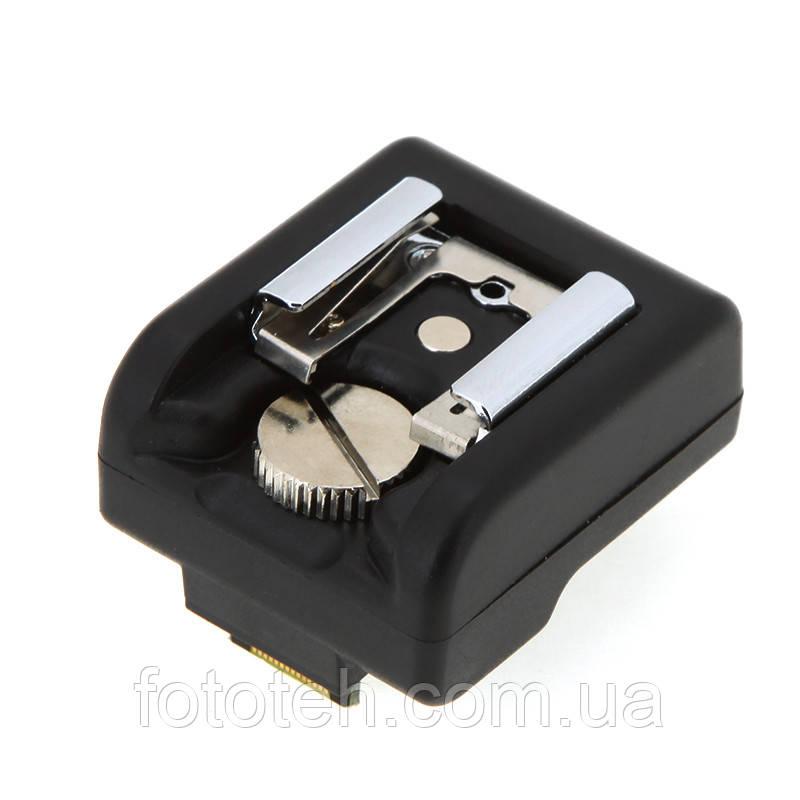 Адаптер для вспышек на камеры Sony NEX - Фототех - фотоаксессуары в наличии и под заказ в Киеве