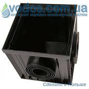 Дождеприемник пластиковый 300х300х300 ZMM Maxpol 01792