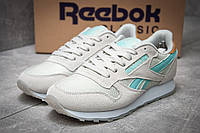 Женские кроссовки в стиле Reebok Classic, серые 37 (23,7 см)