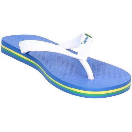 Оригинал Вьетнамки Женские 80408-24079 Ipanema Classica Brasil II woman slippe blue/white 2019, фото 2