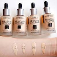 Тональная основа Catrice HD Liquid Coverage Foundation 030