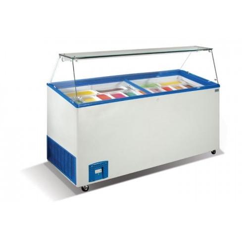Витрина для мягкого мороженого Crystal VENUS VITRINE 56