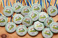 Медали для выпускного в детском саду, 58мм