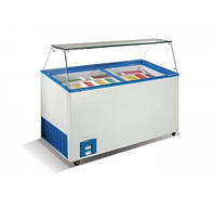 Витрина для мягкого мороженого Crystal VENUS VITRINE 46