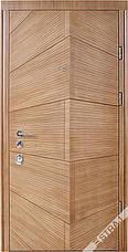 Двери квартирные, STRAJ, модель Angle, Prestige, коробка 145мм, MOTTURA 54.797 MATIC, девиатор, фото 3