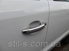 Накладки на ручки  VW ТOUAREG  (2003-2007)