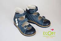 Туфли ортопедические для вальгуса Ecoby (Экоби)