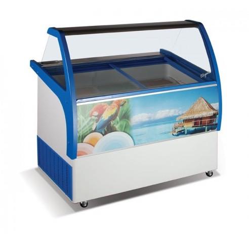 Витрина для мягкого мороженого VENUS 36 ELEGANTE