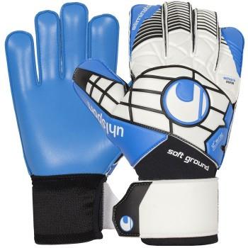 Вратарские перчатки Uhlsport Eliminator Soft Pro (100018001) Оригинал