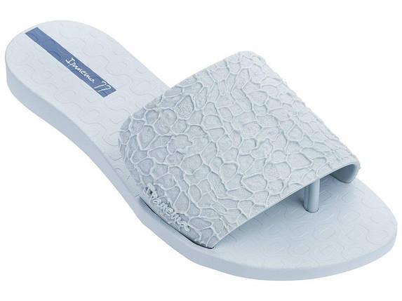 Оригинал Вьетнамки Женские 26314-20729 Ipanema Skin woman slipper blue/blue, фото 2