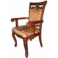Кресло деревянный 8001 ТОР