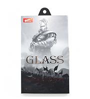 Защитное стекло для iPhone XR Черное (FullCover)