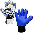 Вратарские перчатки Uhlsport Eliminator Soft Pro (100018001) Оригинал, фото 4