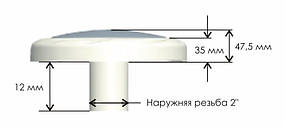Прожектор світлодіодний AquaViva LED008 - 252led, фото 2
