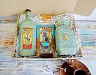 """Подарок для мужчин,подарочный набор """"Бронзовый остров"""" с медовухой и кофе, фото 3"""