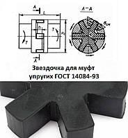 Звездочка 2,5 УЗ ГОСТ 14084-93