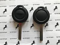 Корпус авто ключа для Mercedes Smart Forfour (Мерседес Смарт) ,2 кнопки