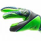 Вратарские перчатки Uhlsport Tension Green Supersoft (101108201) Оригинал, фото 3
