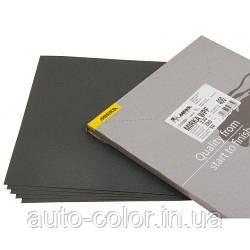 Абразивна водостійка папір Mirka 230*280мм, P80